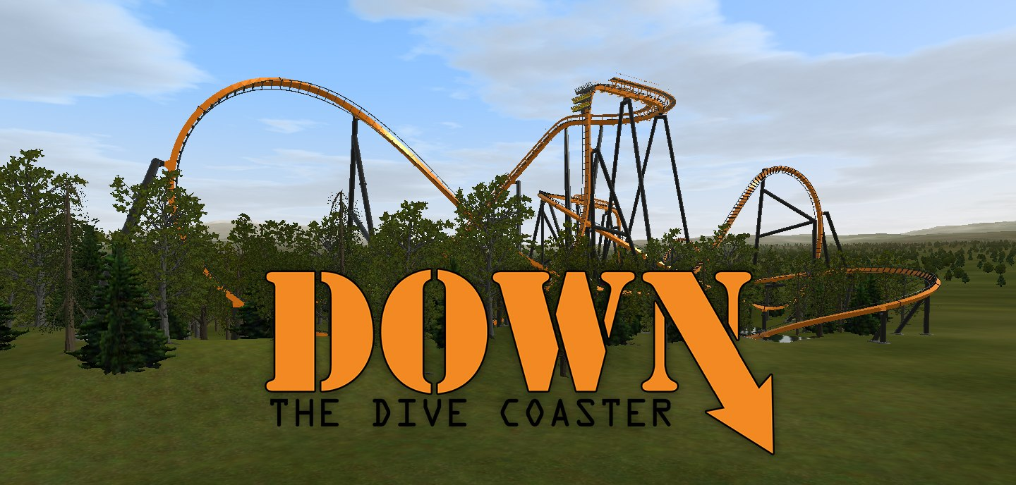 Down - The Dive Coaster – EPF4ever