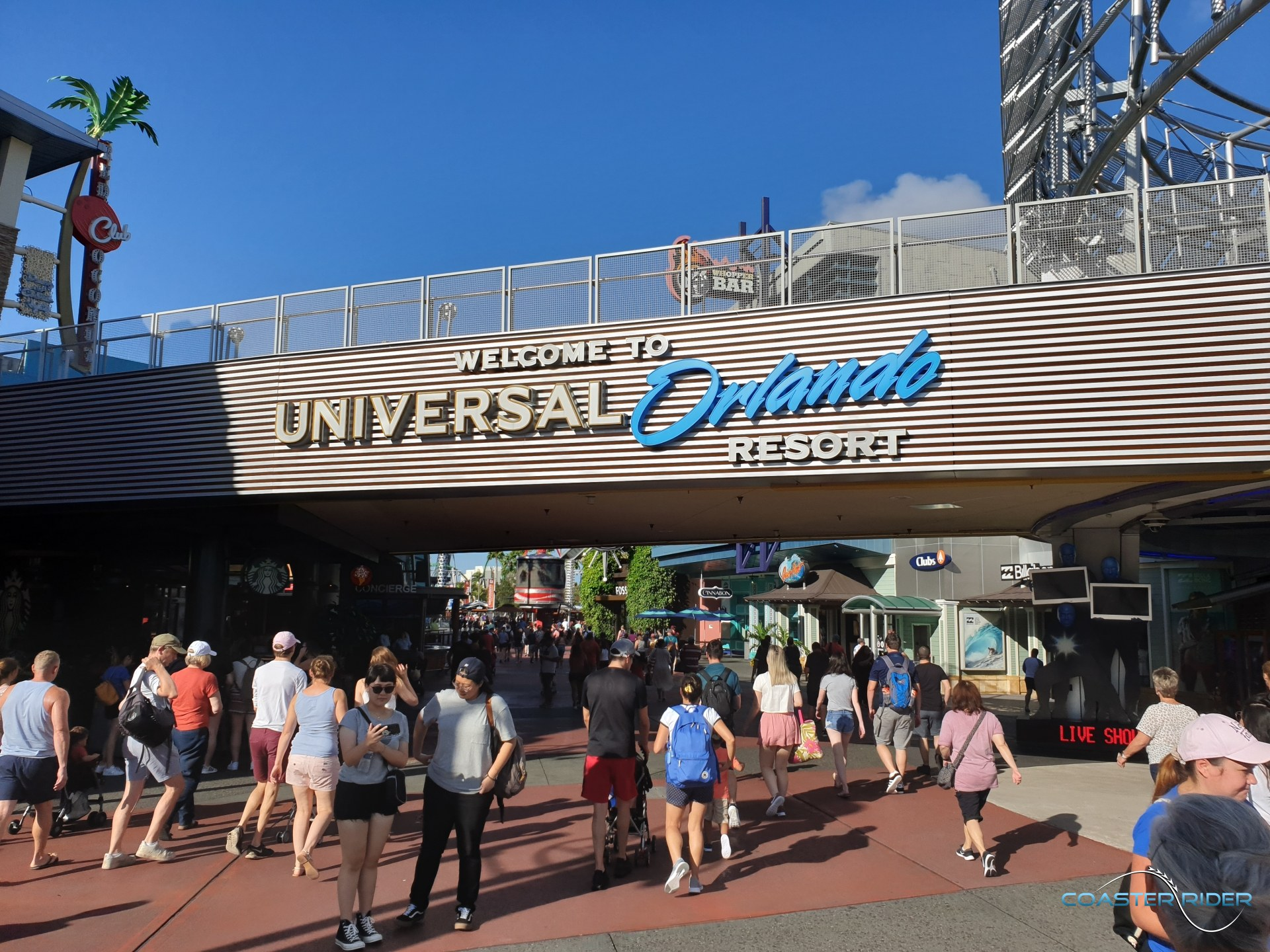 Universal Orlando Resort — 2 octobre 2019