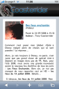 Version mobile de Coasterrider Blog sur iPhone