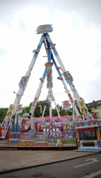 Foire attractive de Nancy (25/04/2016)