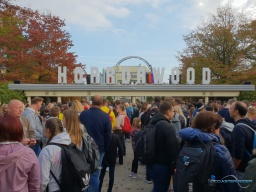 Movie Park Germany ou plutôt Horrorwood pour l'occasion (18/10/2018)