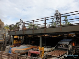 Star Wars Galaxy's Edge : de l'émotion en images (07/10/2019 au 11/10/2019)